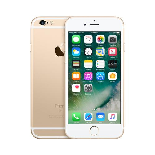 Renewd iPhone 6S Goud 128GB productfoto