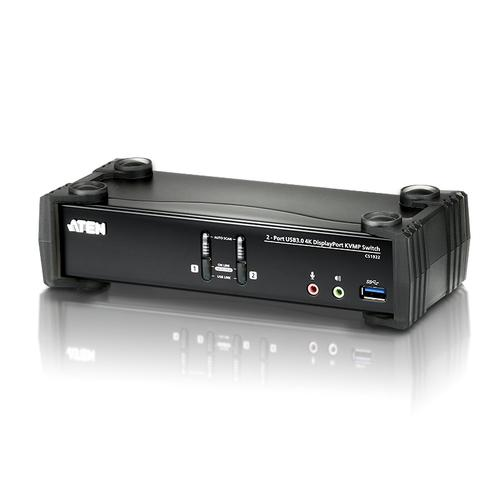 Aten CS1922 KVM-switch Zwart productfoto