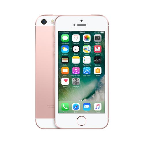 Renewd iPhone SE Roségoud 64GB productfoto