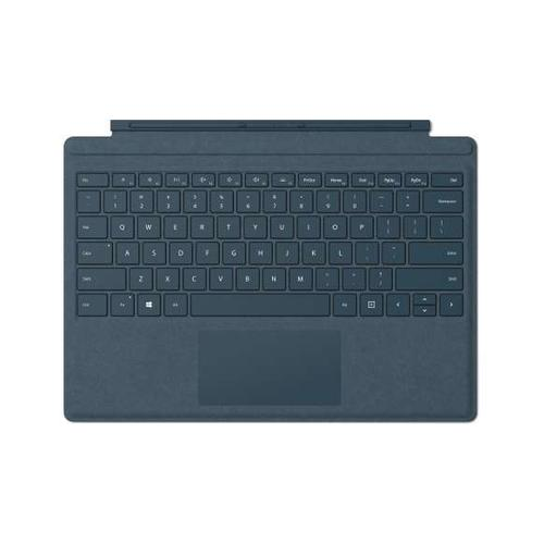 Microsoft Surface Pro Signature Type Cover Cobalt Qwerty UK productfoto