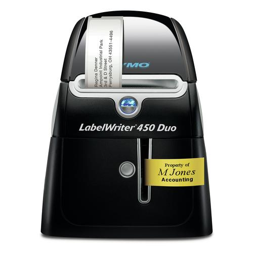 DYMO LabelWriter ™ 450 DUO productfoto