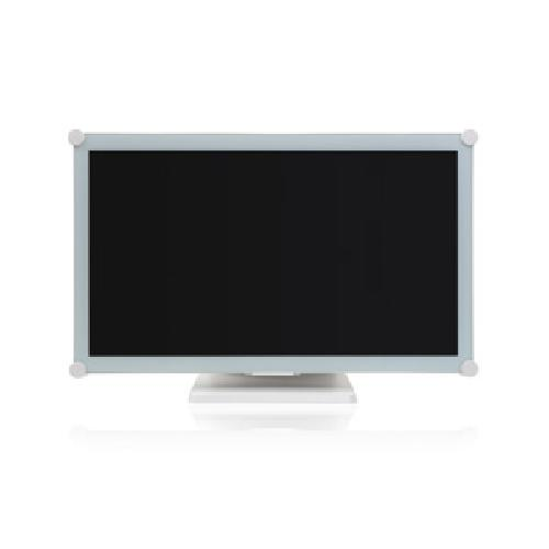 "AG Neovo TX-22 touch screen-monitor 54,6 cm (21.5"") 1920 x 1080 Pixels Wit Multi-touch Tafelblad productfoto"