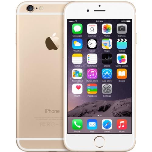 Renewd iPhone 6 Goud 64GB productfoto
