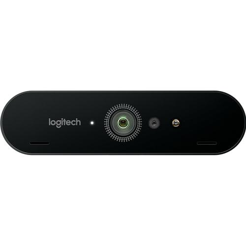 Logitech BRIO STREAM webcam USB 3.0 Zwart productfoto
