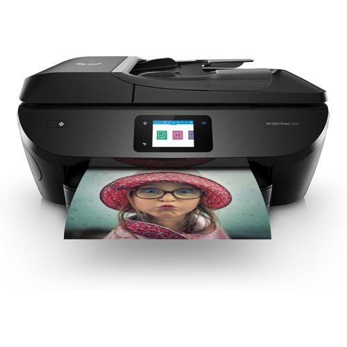 HP ENVY Photo 7830 Thermische inkjet 15 ppm 4800 x 1200 DPI A4 Wi-Fi productfoto