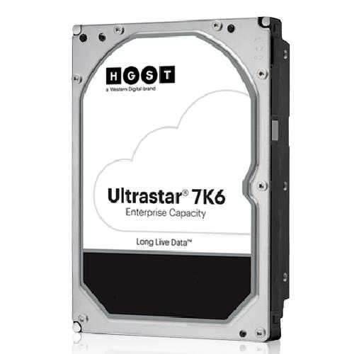 "Western Digital Ultrastar 7K6 3.5"" 4000 GB SATA III productfoto"