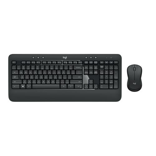 Logitech MK540 advanced Qwerty US productfoto