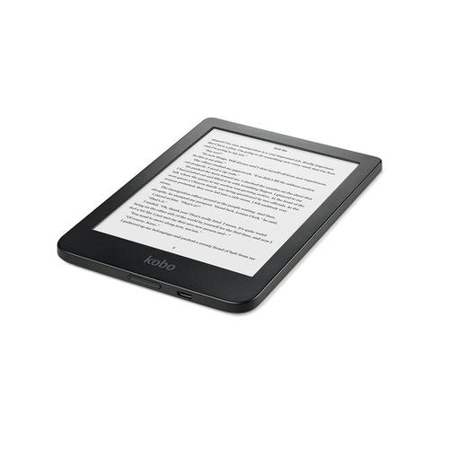 Rakuten Kobo Clara HD e-book reader Touchscreen 8 GB Wi-Fi Zwart productfoto  L