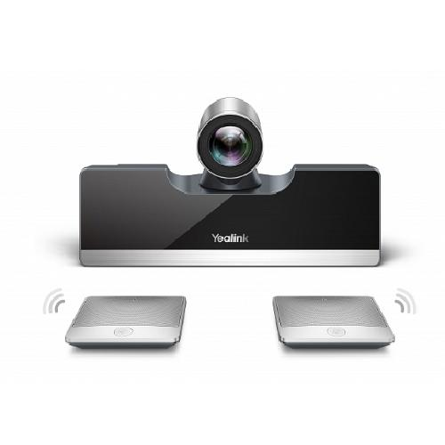 Yealink VC500 video conferencing systeem Group video conferencing system Ethernet LAN productfoto