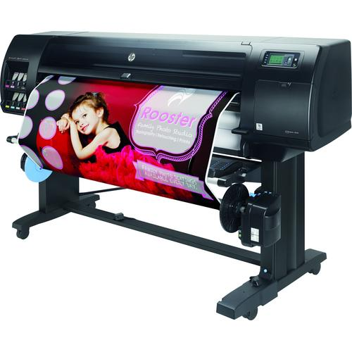 HP Designjet Z6810 grootformaat-printer Kleur 2400 x 1200 DPI Thermische inkjet A1 (594 x 841 mm) productfoto