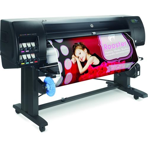 HP Designjet Z6810 grootformaat-printer Kleur 2400 x 1200 DPI Thermische inkjet A1 (594 x 841 mm) productfoto  L