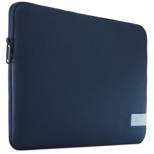 "Case Logic Reflect REFPC-114 Dark Blue notebooktas 35,6 cm (14"") Opbergmap/sleeve Blauw productfoto"