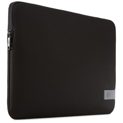 "Case Logic Reflect REFPC-114 Black notebooktas 35,6 cm (14"") Opbergmap/sleeve Zwart productfoto"
