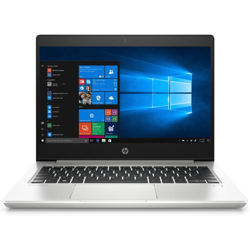 "HP ProBook 430 G6 Zilver Notebook 33,8 cm (13.3"") Intel® 8ste generatie Core™ i5 i5-8265U 8 GB DDR4-SDRAM 256 GB SSD productfoto"