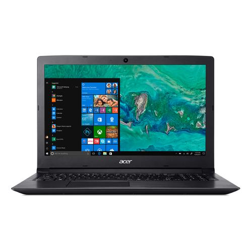 "Acer Aspire 3 A315-53-51NB Zwart Notebook 39,6 cm (15.6"") 1920 x 1080 Pixels Intel® 8ste generatie Core™ i5 i5-8250U 4 GB DDR4-SDRAM 256 GB SSD productfoto"