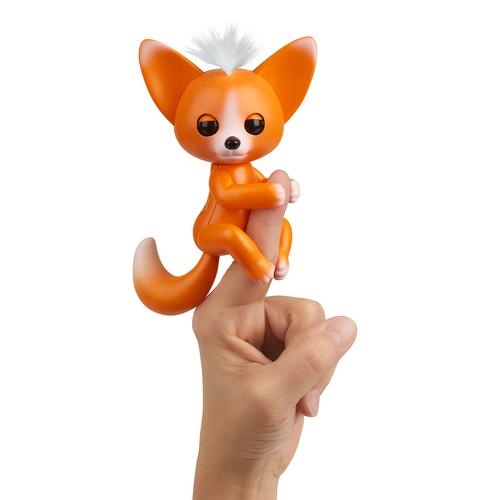 WowWee Fingerlings baby Vos Mikey - oranje productfoto