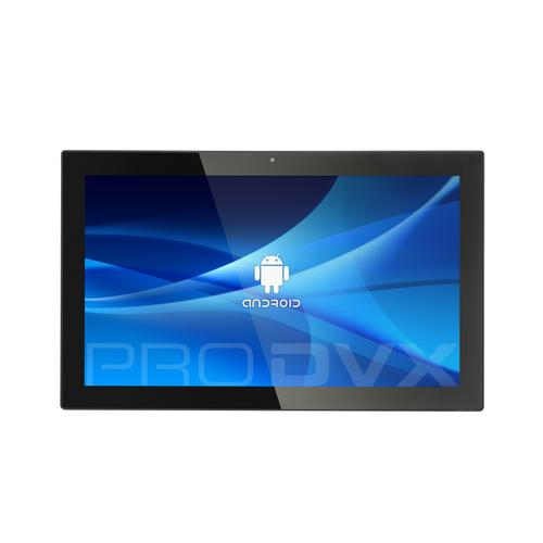 "ProDVX APPC-22EL 54,6 cm (21.5"") 1920 x 1080 Pixels Touchscreen Rockchip 2 GB DDR3-SDRAM 16 GB eMMC Zwart All-in-One tablet PC productfoto"