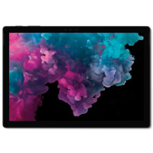 Microsoft Surface Pro 6 tablet Intel® 8ste generatie Core™ i5 i5-8350U 256 GB Zwart productfoto