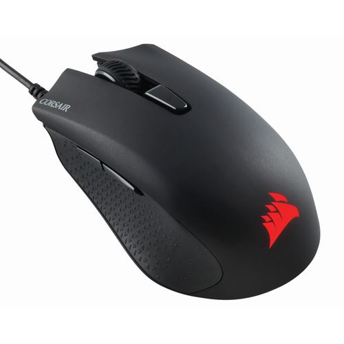 Corsair Harpoon RGB Pro muis Rechtshandig USB Type-A Optisch 12000 DPI productfoto
