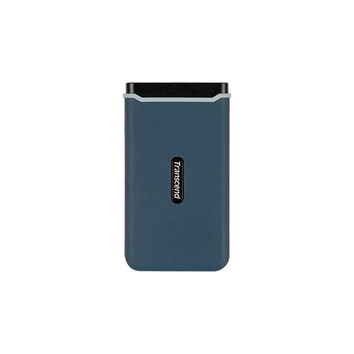 Transcend ESD350C 960 GB Blauw, Navy productfoto