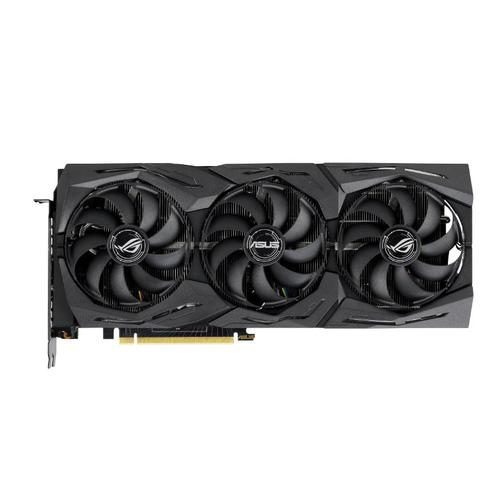 ASUS ROG -STRIX-RTX2080S-A8G-GAMING NVIDIA GeForce RTX 2080 SUPER 8 GB GDDR6 productfoto