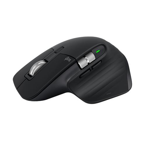 Logitech MX Master 3 for Business muis RF draadloos + Bluetooth Laser 4000 DPI Rechtshandig productfoto
