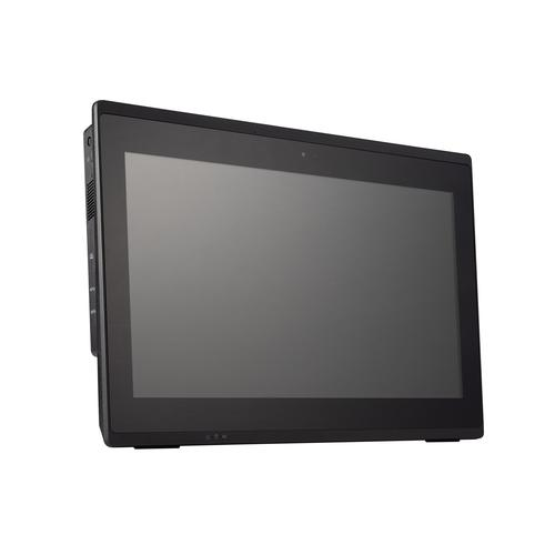 "Shuttle All-In-One System IoT P5100PA 39,6 cm (15.6"") 1920 x 1080 Pixels Touchscreen 1,8 GHz 4405U Alles-in-een Zwart productfoto"