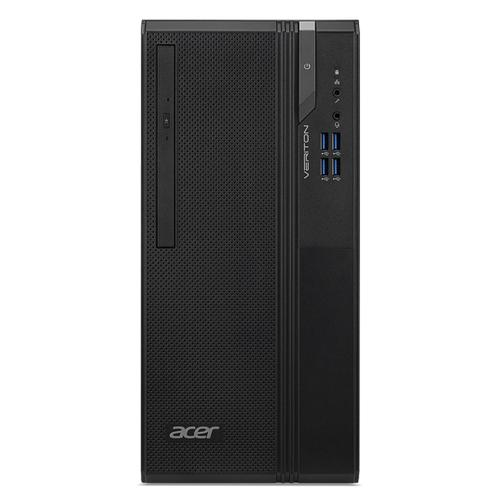 Acer Veriton ES2735G Intel® 9ste generatie Core™ i5 i5-9400 8 GB DDR4-SDRAM 256 GB SSD Zwart Desktop PC productfoto