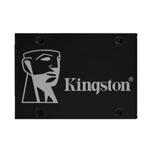 "Kingston Technology KC600 2.5"" 256 GB SATA III 3D TLC productfoto"