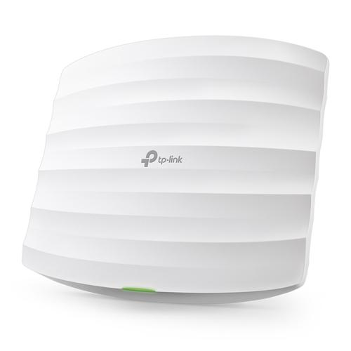 TP-LINK EAP110 draadloos toegangspunt (WAP) 300 Mbit/s Power over Ethernet (PoE) Wit productfoto