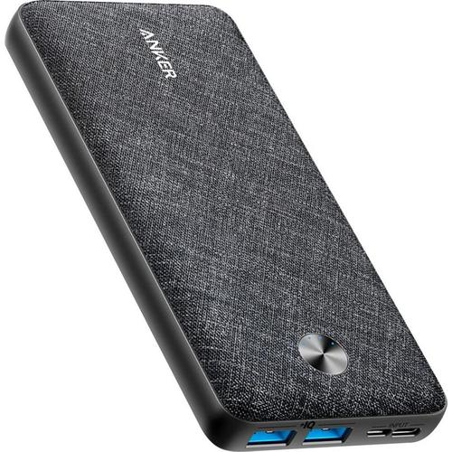 Anker PowerCore Metro powerbank 20000 mAh Zwart productfoto