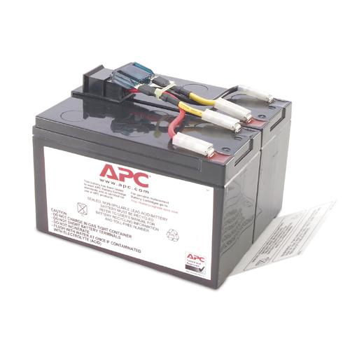 APC Batterij Vervangings Cartridge RBC48 productfoto