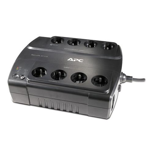 APC BE550G UPS 550 VA 330 W productfoto