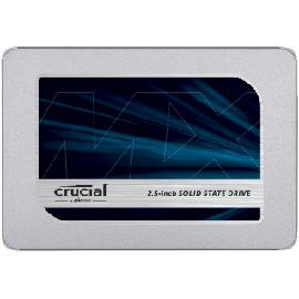 "Crucial MX500 internal solid state drive 2.5"" 500 GB SATA III productfoto"