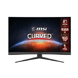 "MSI Optix G27C6 68,6 cm (27"") 1920 x 1080 Pixels Full HD LCD Zwart productfoto"