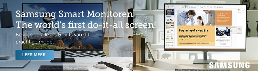 Samsung smart monitoren