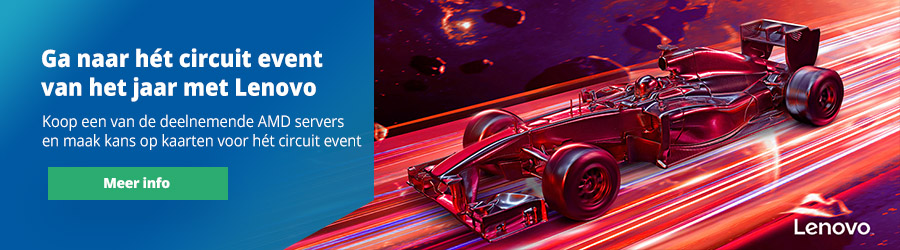 Lenovo Race incentive