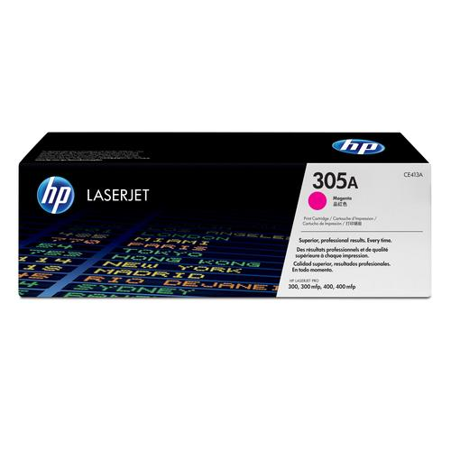 HP 305A Original Magenta 1 pc(s) product photo
