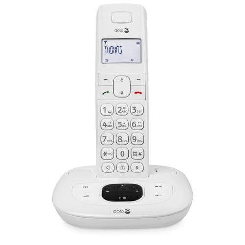Doro Comfort 1015 DECT telephone White Caller ID product photo