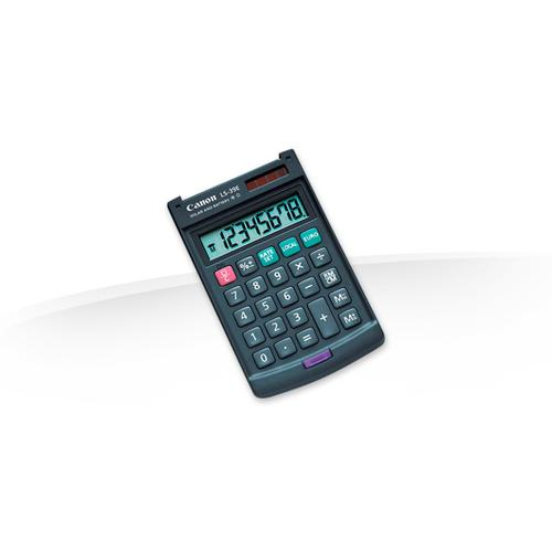 Canon LS-39E calculator Pocket Basic Grey product photo