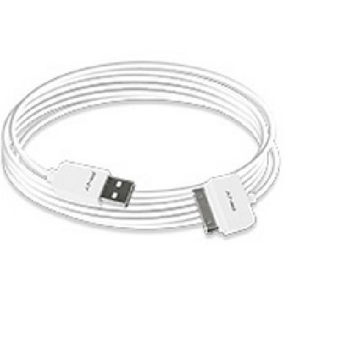 PNY C-UA-AP-W01-06 mobile phone cable White 1.8 m product photo