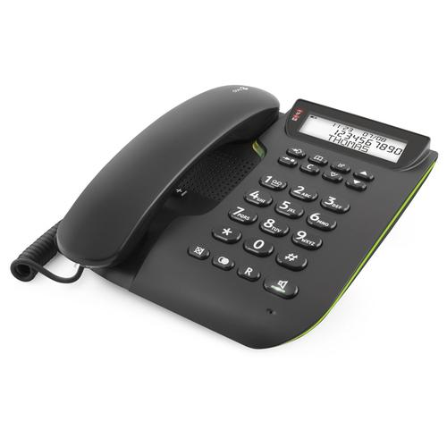 Doro Comfort 3000 Analog telephone Black product photo