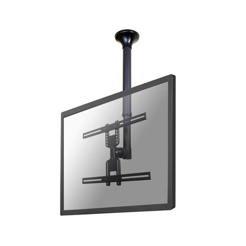 "Newstar TV/Monitor Ceiling Mount for 32""-60"" Screen, Height Adjustable - Black product photo"