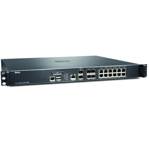 SonicWall 01-SSC-3853 hardware firewall 3400 Mbit/s 1U product photo