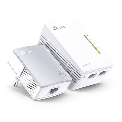 TP-LINK TL-WPA4220 KIT 300 Mbit/s Ethernet LAN Wi-Fi White 2 pc(s) product photo
