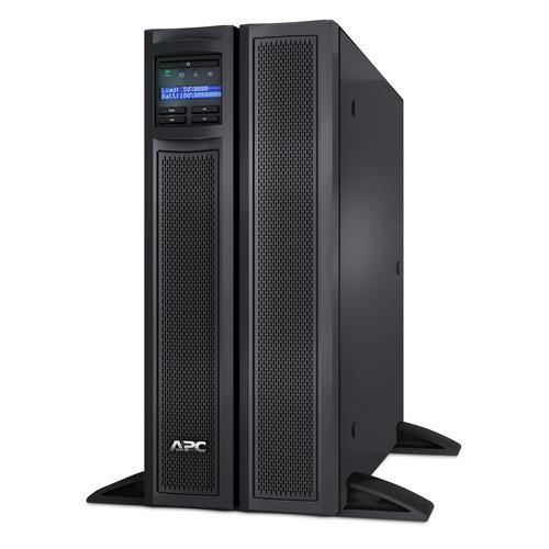 APC Smart-UPS uninterruptible power supply (UPS) Line-Interactive 3000 VA 2700 W 10 AC outlet(s) product photo  L