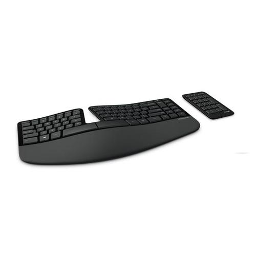 Microsoft 5KV-00005 keyboard USB Black product photo
