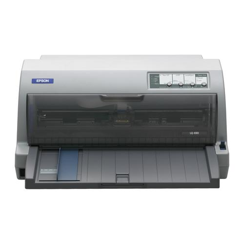 Epson LQ-690 dot matrix printer product photo