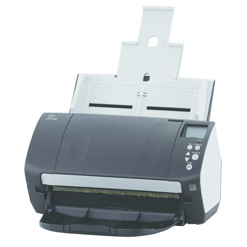 Fujitsu fi-7160 600 x 600 DPI ADF scanner Black,White A4 product photo