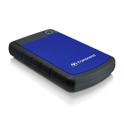 Transcend 2TB StoreJet 25H3 external hard drive 2000 GB Black,Blue product photo